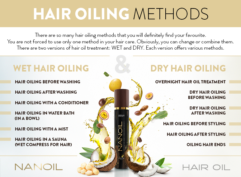 hair oiling methods